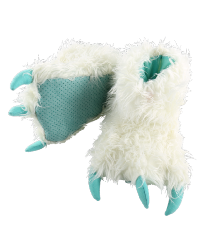 Yeti Paw Slippers - Kids & Adults - Lazy One®